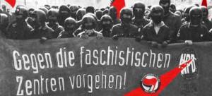 Antifa [M] Göttingen 1990er Jahre