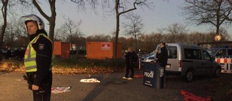 ProNRW versucht in Köln-Chorweiler zu demonstrieren