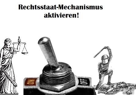 Rechtsstaat, Günther Oettinger, CDU